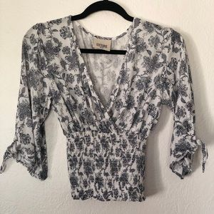 Boho Lucy Love Paisley Top